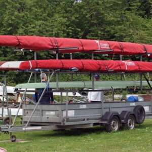 4x Boat Cover